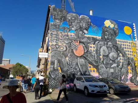 Wonderful Oakland murals