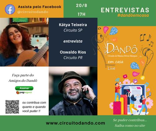 Entrevista 16_Kátya Teixeira e Oswaldo Rios