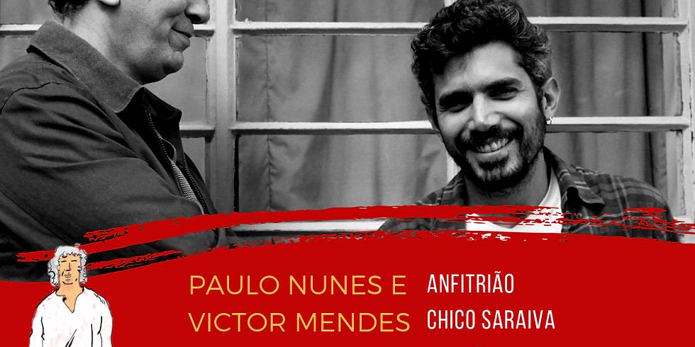 Dandô Sampa | Maio 2019 - Paulo Nunes e Victor Mendes