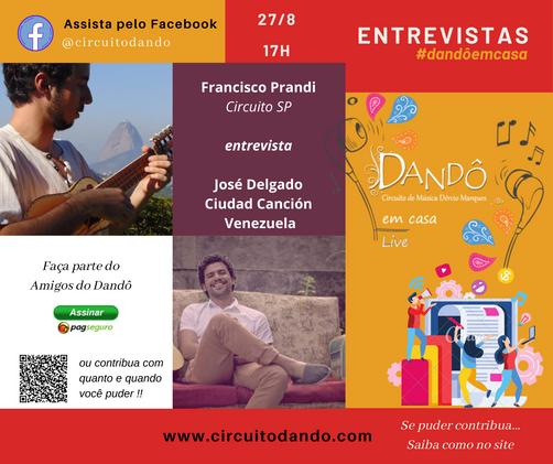 Entrevista 17 - Francisco Prandi e José Delgado