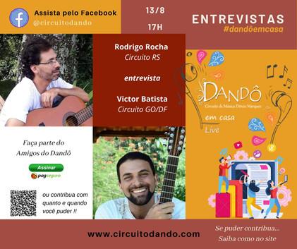 Entrevista 15_Rodrigo Rocha e Victor Batista