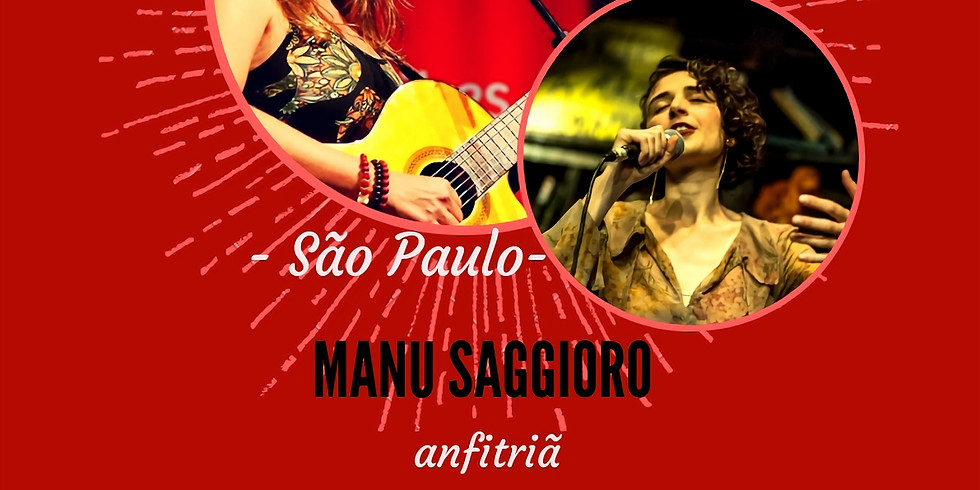 Dandô Sampa - Manu Saggioro e Marianna Ferrari