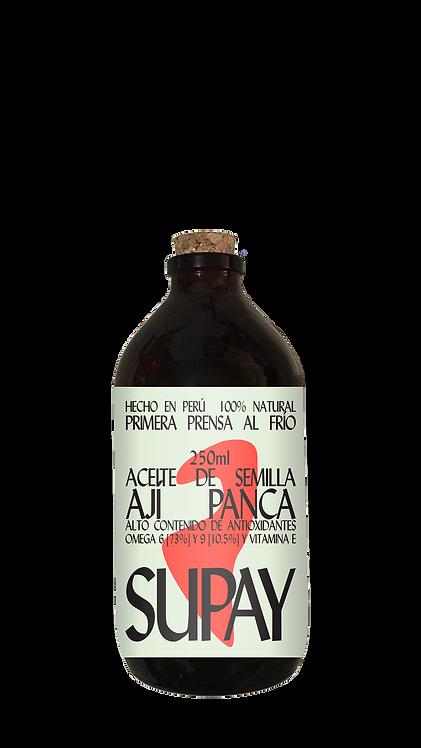 ACEITE DE AJÍ PANCA X 250ML