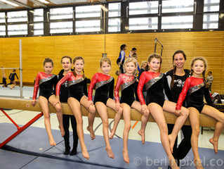 Die kleinen Elfen bei der P5-Landesliga