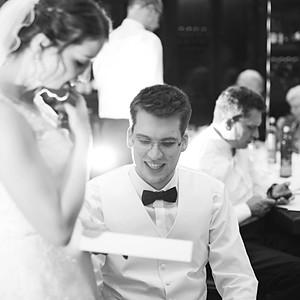 Klose Hochzeitsfeier