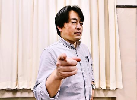 役者紹介②三学期公演にはやっぱりこの人!イノッチ!