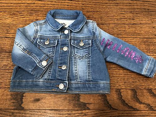 Toddler/Girls Denim Jacket