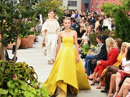Line-up: Semana de Moda de Nova York – Feminino e Masculino