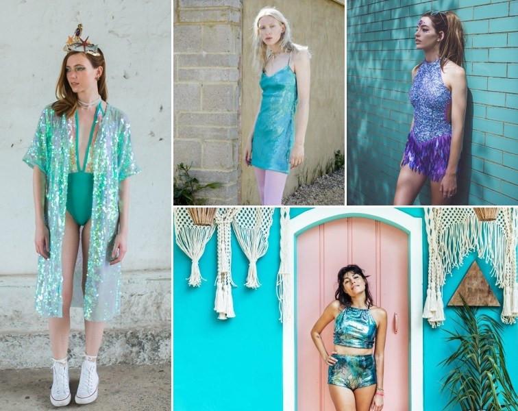 Modelos fantasiadas para o carnaval