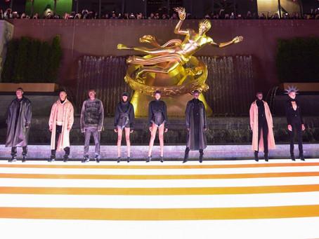 Semanas de moda masculinas de Verão 2020/21