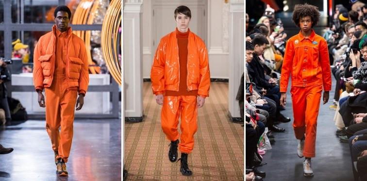 Modelos usando conjuntos laranjas