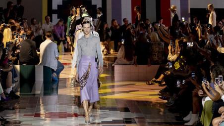 Semana de Moda de Milão | Coleção  da Prada