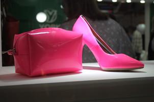 Sapato neon