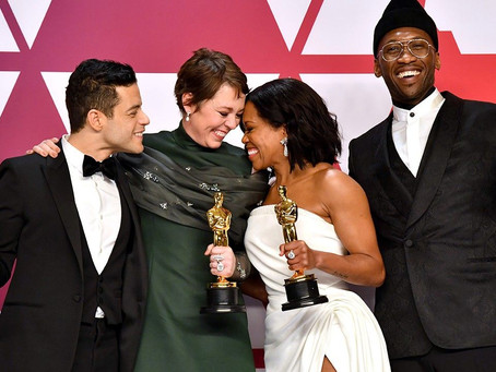 Highlights: Oscar 2019