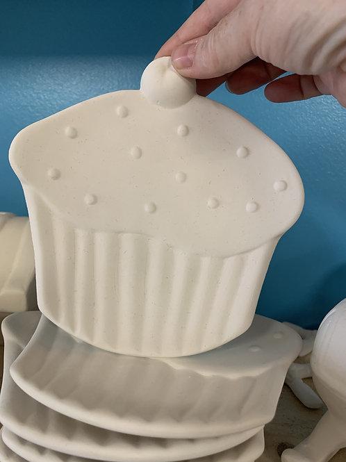 Cupcake Trinket Tray - Take Home Kit