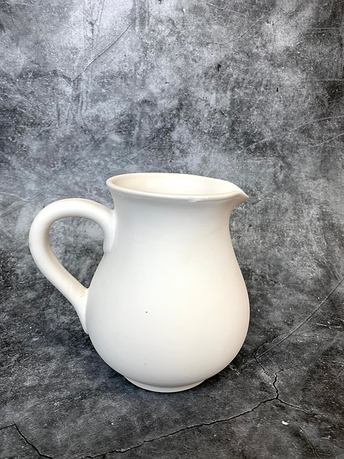 small rounded jug