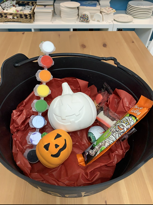 Pumpkin Painting Halloween kit