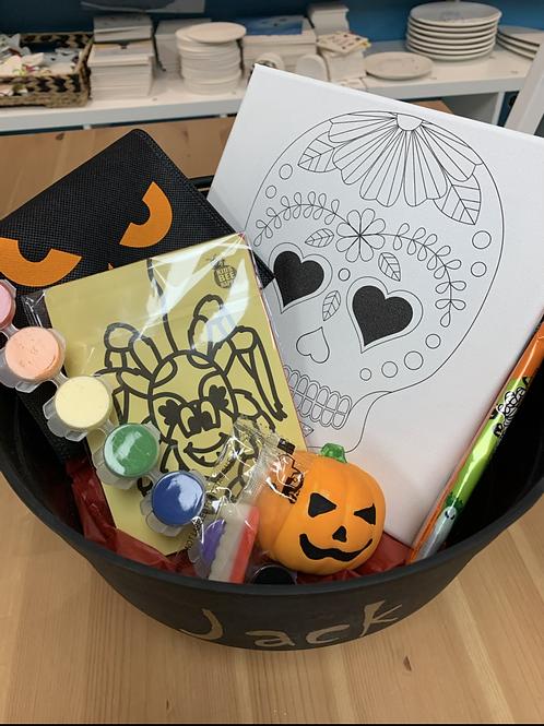 Crafty Halloween Kit