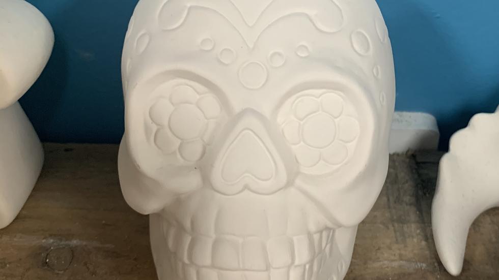 Day of the dead skull Take Home Kit