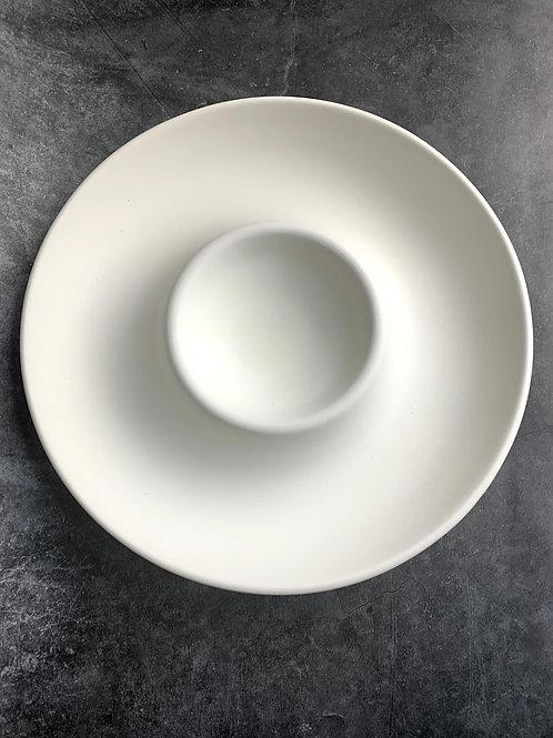 chip and dip bowl