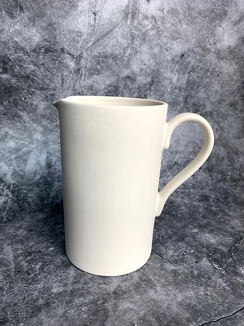 straight sided pitcher jug
