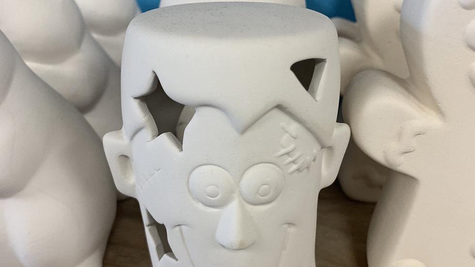 Frankenstein Tea Light Take Home Kit