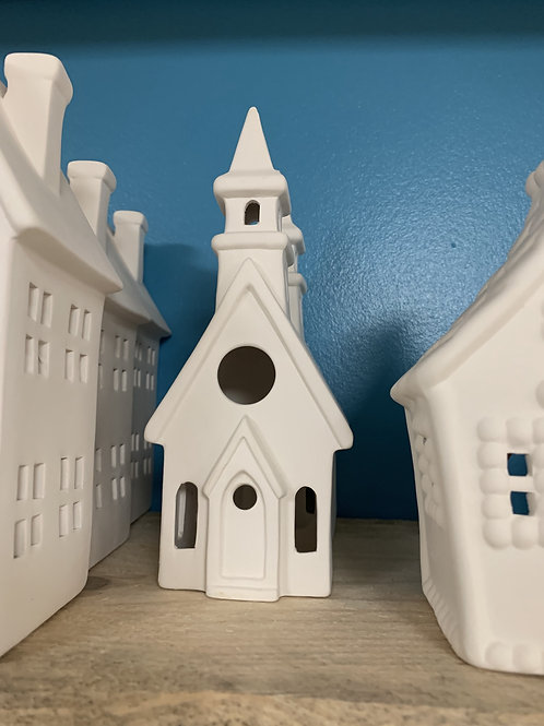 Church Tea Light - Take Home Kit