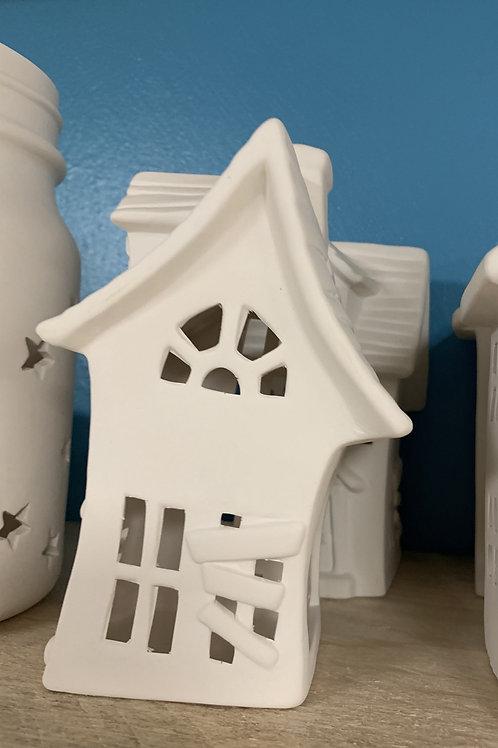 Haunted House Tea Light - Take Home Kit