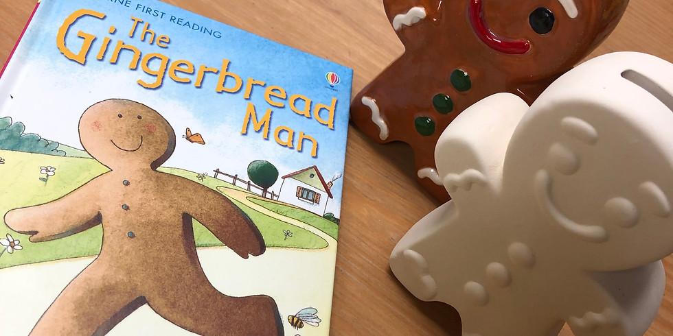 Sensory Stories - The Gingerbread Man