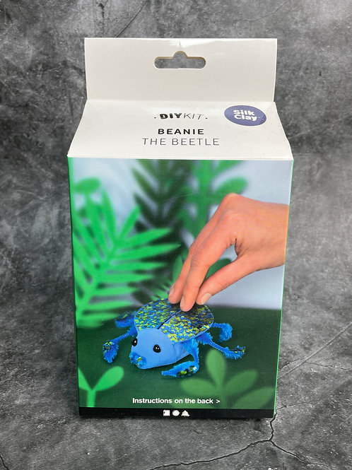 beanie the beetle silk clay kit