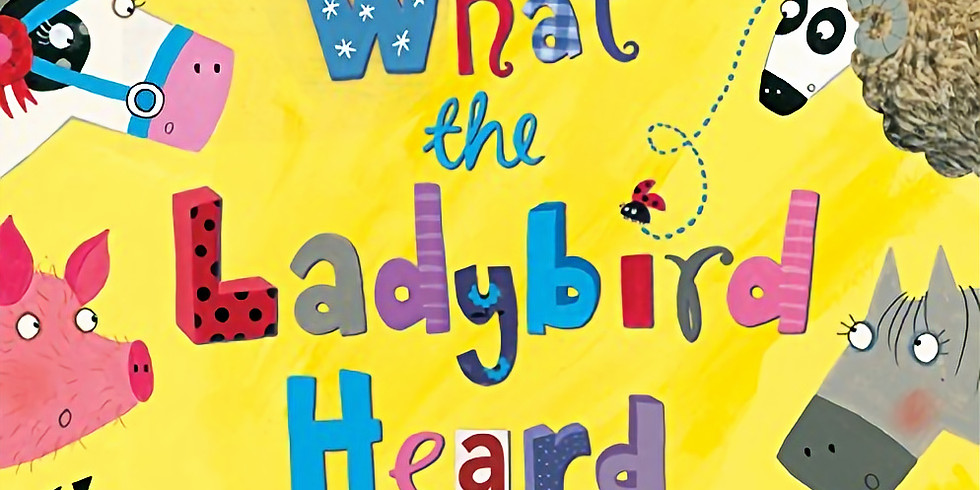 Story and Splat - What the Ladybird Heard