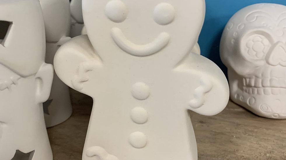 Gingerbread Man Money box Take Home Kit