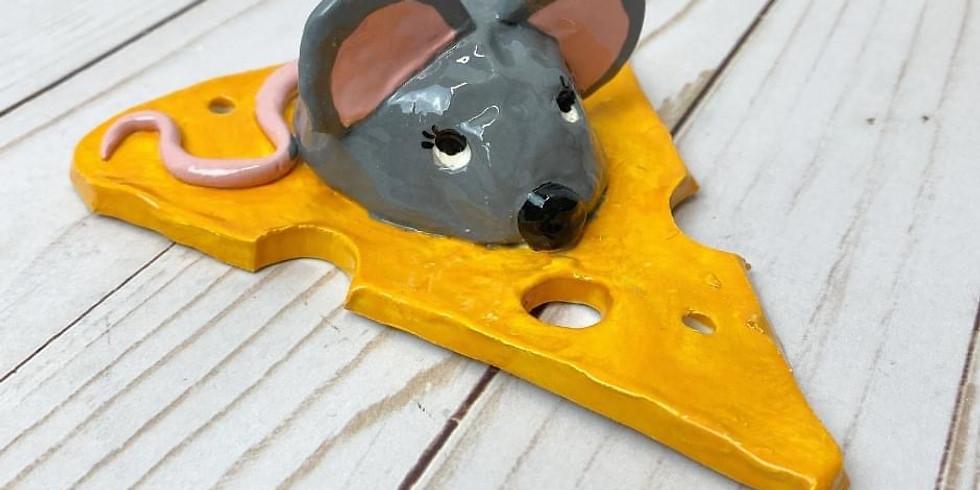 Half Term - Clay Mouse