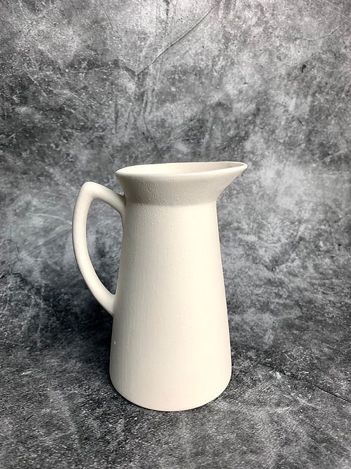 small pitcher jug with spout