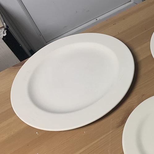 30cm Rimmed Plate - Take Home Kit
