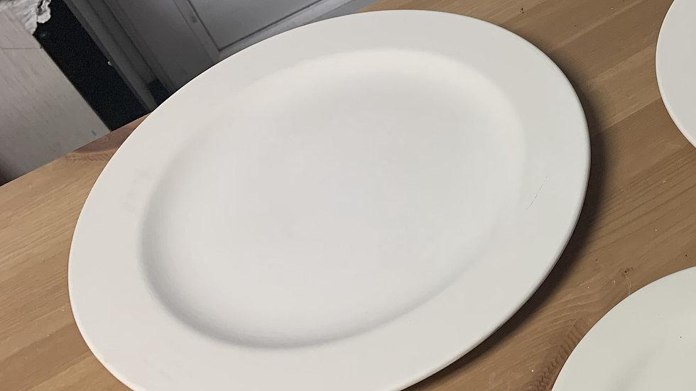 30cm Rimmed Plate Take Home Kit