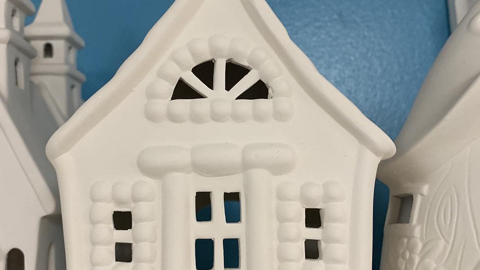 Gingerbread House Take Home Kit