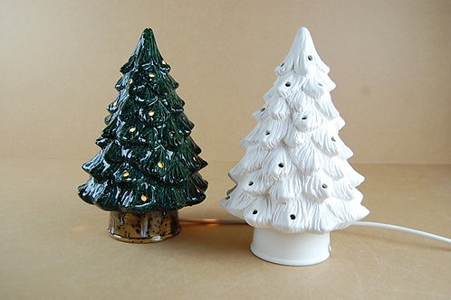 Traditional Light up Tree