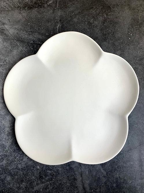 basic flower plate