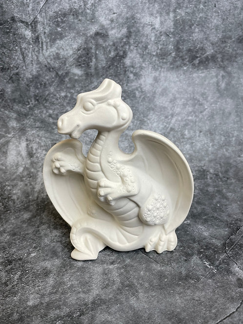 large dragon figurine
