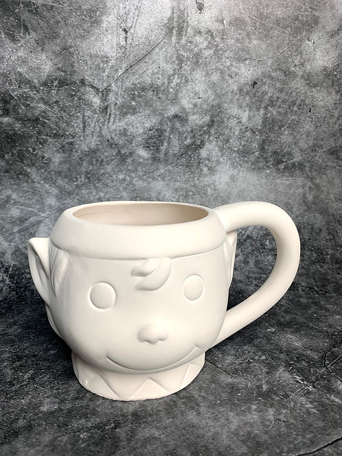 elf head mug