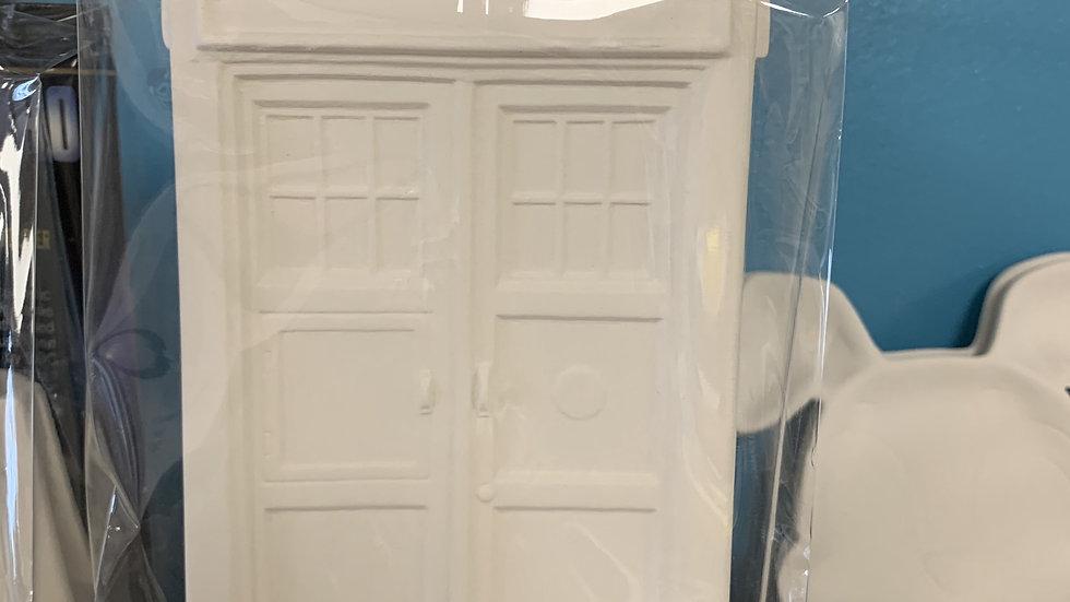 Doctor Who Money Box Take Home Kit