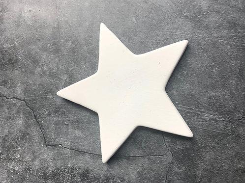 star flat decoration (no hole)