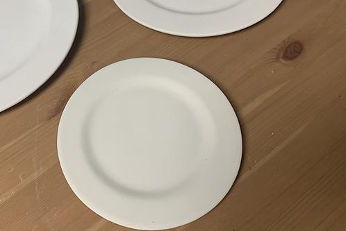 20cm Rimmed Plate - Take Home Kit