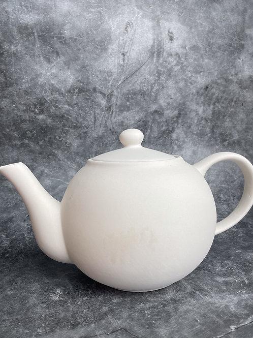simple basic teapot