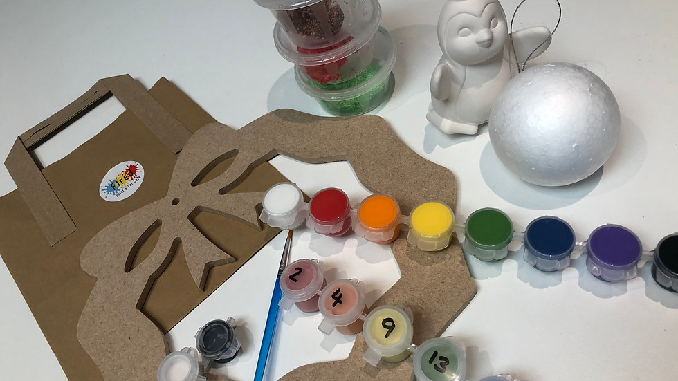 Christmas in July activity kit