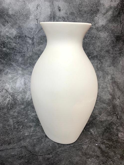 flat curvy vase