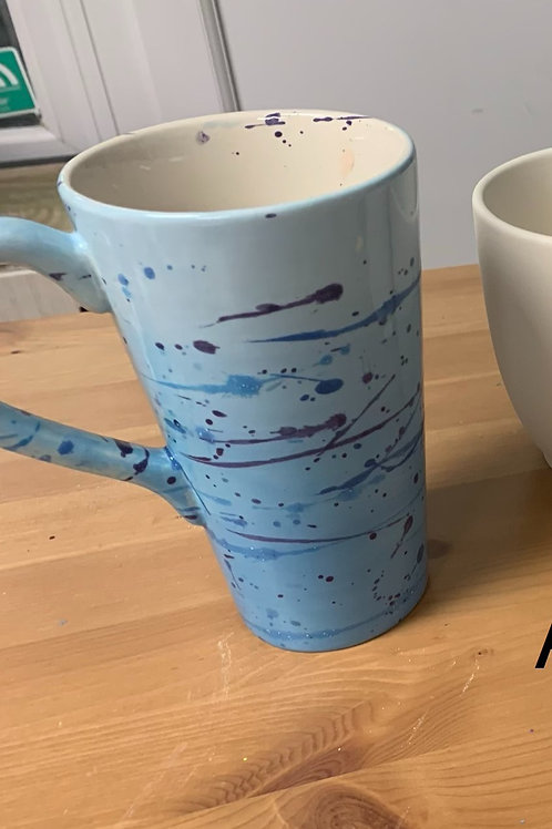 Cone Flare Mug - Take Home Kit