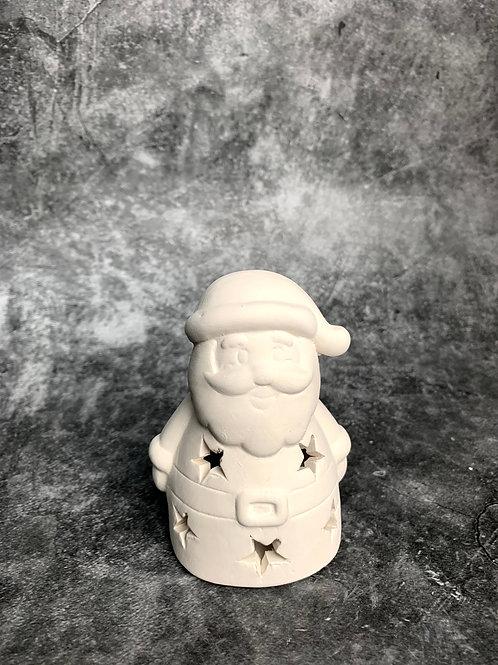 santa tealight