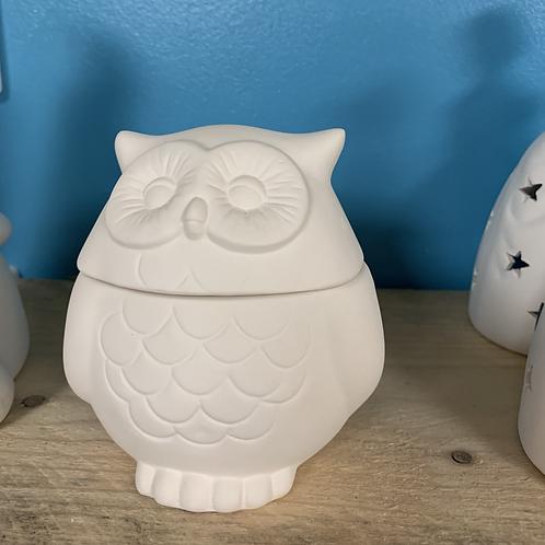 Owl Pot - Take Home Kit